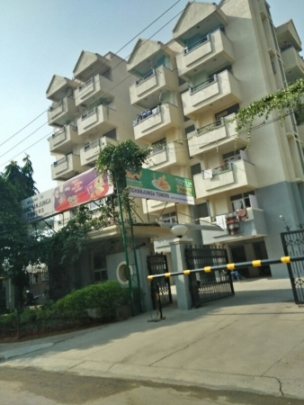 3 BHK Apartment for Rent in Kanchanjanga Towers - Exterior View