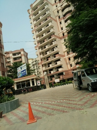 3 BHK Apartment for Rent in Arawali Homes - Exterior View
