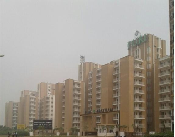 2 BHK Apartment for Rent in Puri Pratham - Exterior View
