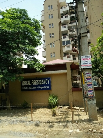 4 BHK Apartment for Rent in Royal Residency Apartment - Exterior View