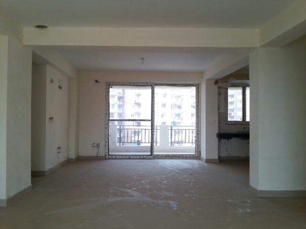 3 BHK Apartment for Sale in Samanvay Apartment - Living Room