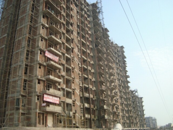 3 BHK Apartment for Sale in SRS Pearl Heights - Exterior View