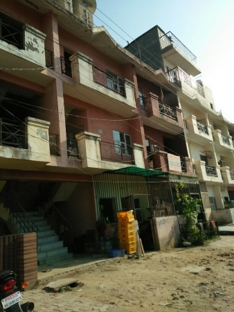 1 BHK Floor for Rent in Sector 42 Gurgaon - Exterior View