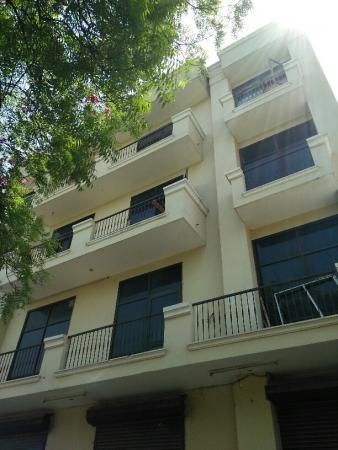 3 BHK Floor for Sale in Jonapur New Delhi - Exterior View