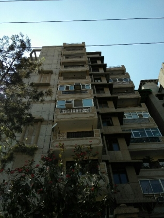 2 BHK Apartment for Rent in IRWO Classic Apartments - Exterior View