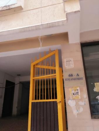 2 BHK Apartment for Rent in New Manglapuri New Delhi - Exterior View