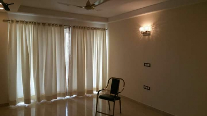 3 BHK Apartment for Sale in Hewo Apartments II - Living Room