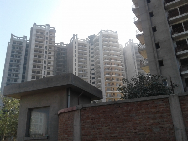 2 BHK Apartment for Sale in Dhingra Gloria Elevated Living - Exterior View