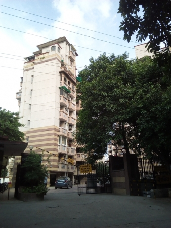 2 BHK Apartment for Rent in Shakti Kunj Apartments - Exterior View