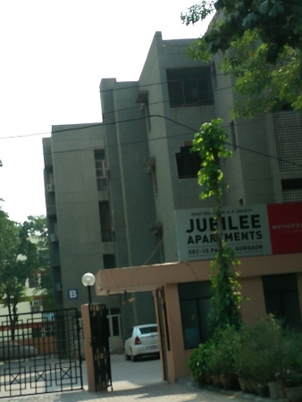 3 BHK Apartment for Sale in Jubilee Apartments - Exterior View