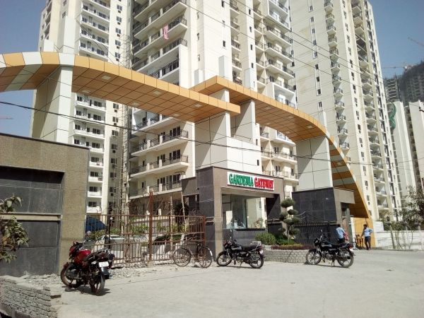 2 BHK Apartment for Rent in Gardenia Gateway - Exterior View