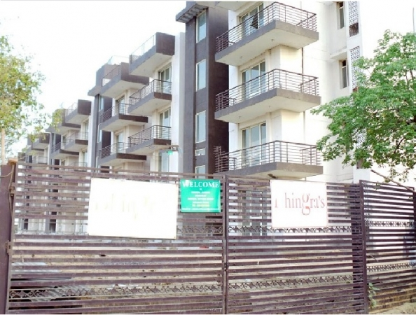 3 BHK Apartment for Sale in Dhingra California Country - Exterior View