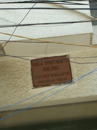 3 BHK Floor for Sale in New Manglapuri New Delhi - Exterior View