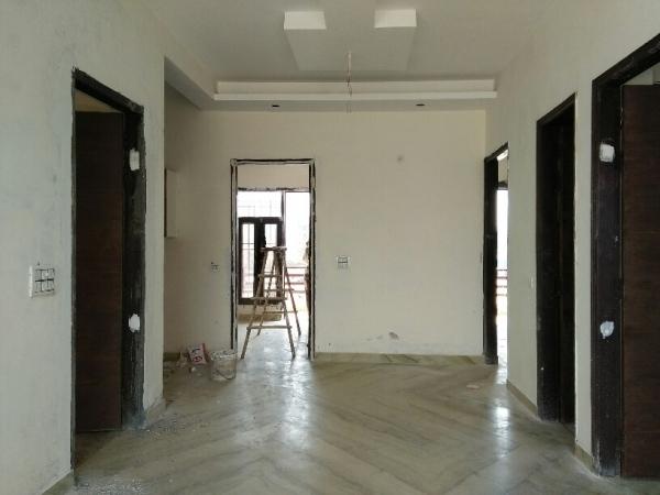 3 BHK Apartment for Sale in Valmax Swastik Apartment - Living Room