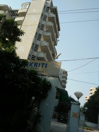 3 BHK Apartment for Rent in Sukriti Apartments - Exterior View