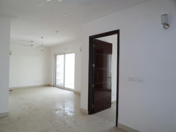 3 BHK Apartment for Rent in SLF Indraprastha Apartments - Living Room
