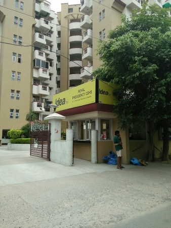 3 BHK Apartment for Rent in Royal Residency Apartment - Exterior View