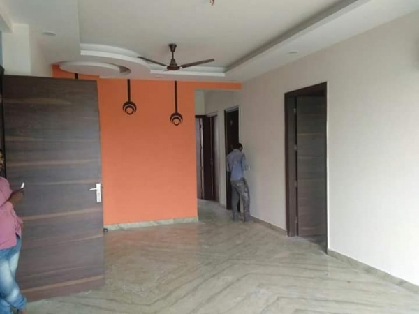 3 BHK Apartment for Sale in Sahyog Apartment - Living Room