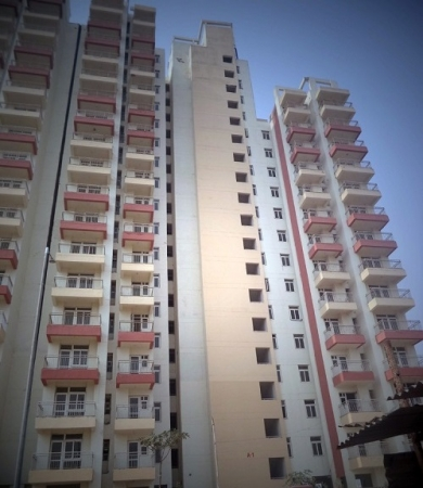 2 BHK Apartment for Sale in KLJ Greens - Exterior View