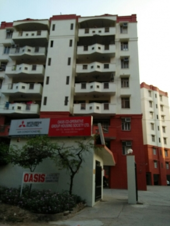 3 BHK Apartment for Rent in Oasis Apartment - Exterior View