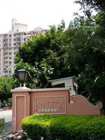 2 BHK Apartment for Sale in DLF Princeton Estate - Exterior View