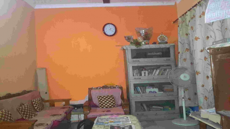 2 BHK Floor for Rent in Subhash Nagar New Delhi - Living Room