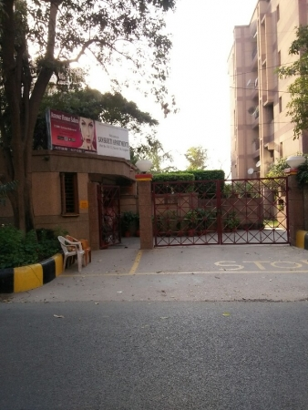 3 BHK Apartment for Rent in Sanskriti Engineers Apartment - Exterior View