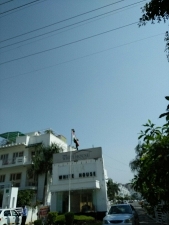3 BHK Apartment for Rent in M2K The White House - Exterior View