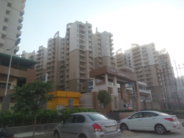 2 BHK Apartment for Sale in Civitech Sampriti - Exterior View