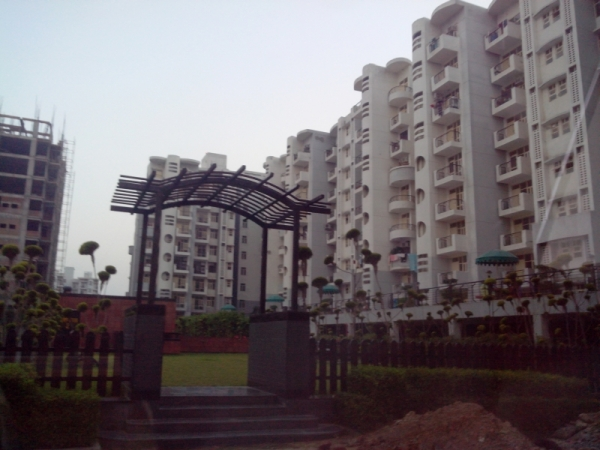 3 BHK Apartment for Sale in Omaxe Heights - Exterior View
