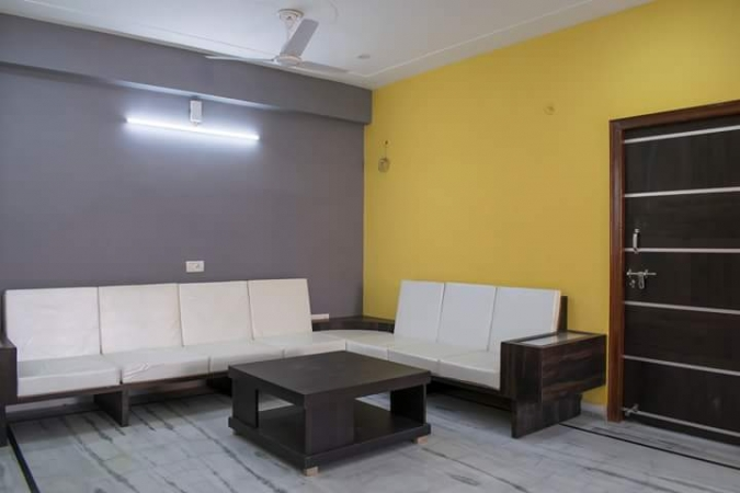 3 BHK Apartment for Sale in Ansal API Valley View Estate - Living Room