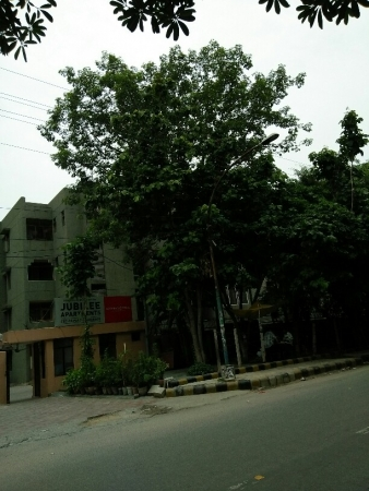 2 BHK Apartment for Rent in Sector 15 Gurgaon - Exterior View