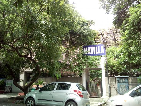 2 BHK Apartment for Rent in Mavilla Apartments - Exterior View