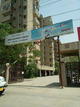 3 BHK Apartment for Sale in IRWO Rail Vihar - Exterior View