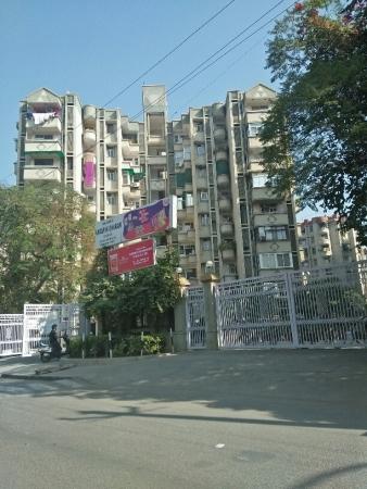 3 BHK Apartment for Rent in Karam Hi Dharam - Exterior View