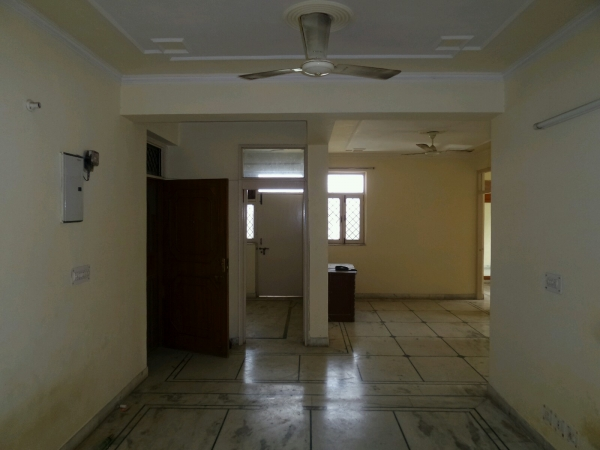 3 BHK Apartment for Sale in Alankar CGHS Apartment - Living Room