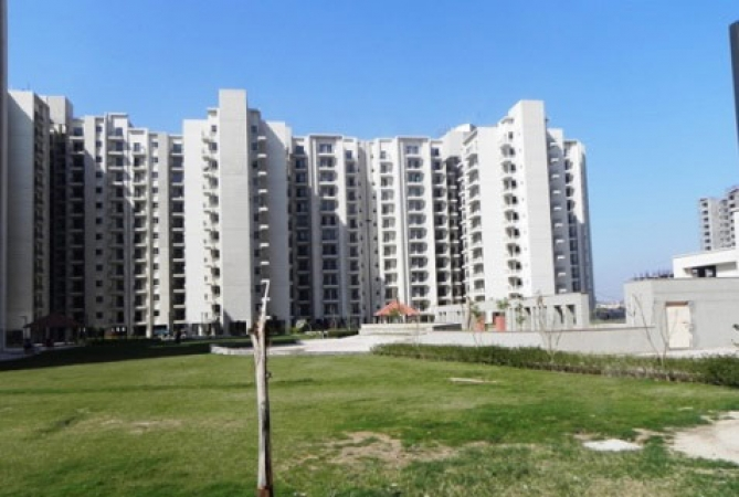 3 BHK Apartment for Sale in Umang Summer Palms - Exterior View