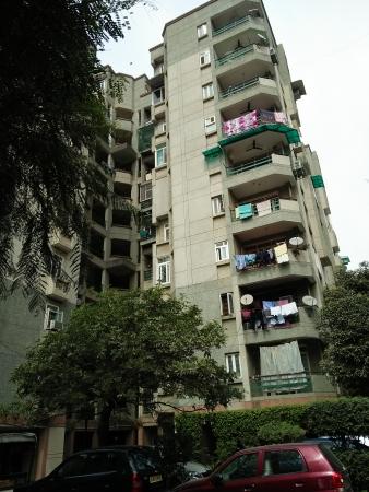 2 BHK Apartment for Sale in Kendriya Vihar - Exterior View