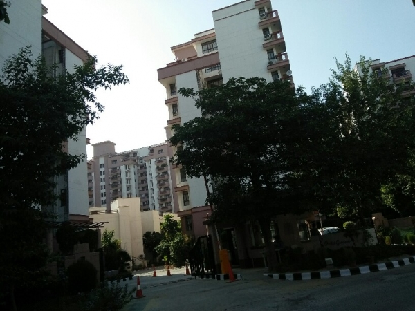 3 BHK Apartment for Rent in Vipul Orchid Garden - Exterior View