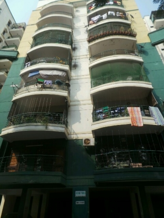 4 BHK Apartment for Rent in Omaxe Green Valley - Exterior View
