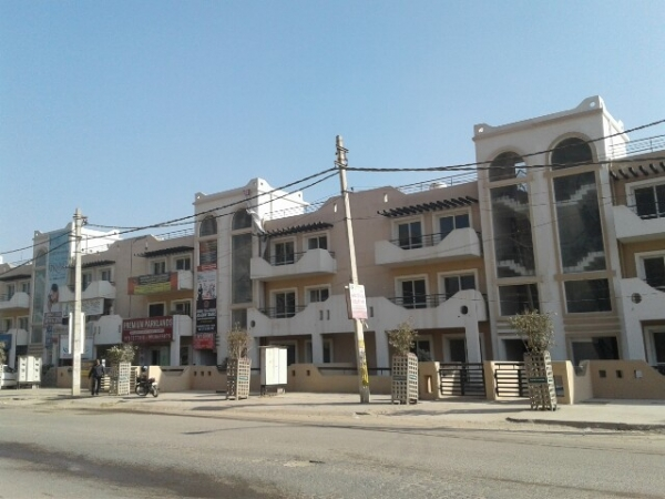 3 BHK Apartment for Rent in BPTP Park 81 - Exterior View