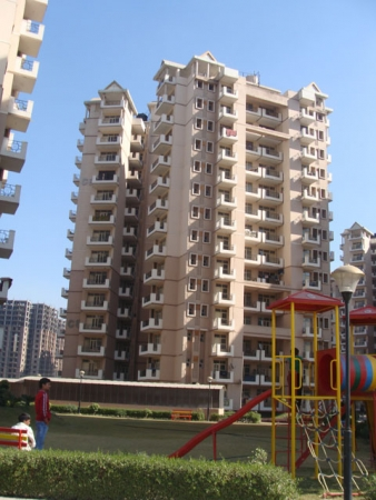3 BHK Floor for Sale in SRS Residency - Exterior View