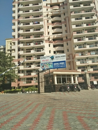 3 BHK Apartment for Sale in Arawali Homes - Exterior View