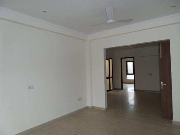 3 BHK Apartment for Sale in Suvidha Apartment - Living Room