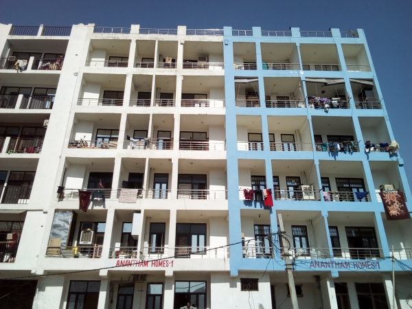 2 BHK Apartment for Sale in Buildtech Anantham Homes - Exterior View