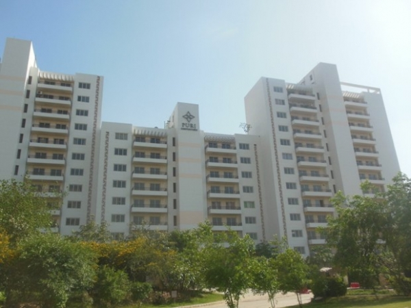 3 BHK Apartment for Sale in Puri The Pranayam - Exterior View