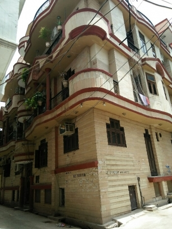 3 BHK Apartment for Rent in Satbari New Delhi - Exterior View