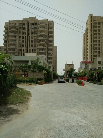 3 BHK Apartment for Rent in Clarion The Legend - Exterior View