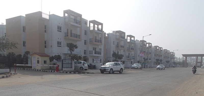 4 BHK Apartment for Sale in Park Elite Floor II - Exterior View