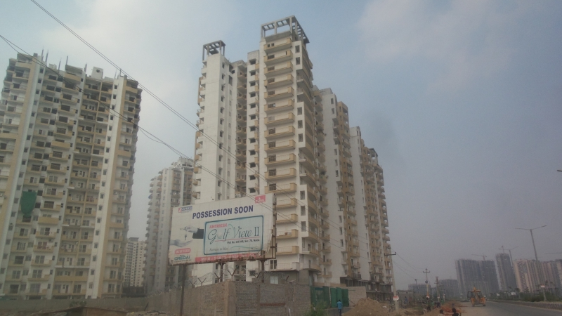 2 BHK Apartment for Sale in Antriksh Golf View Phase 2 - Exterior View